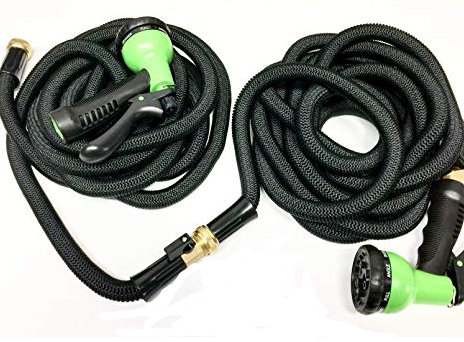 can you connect two expandable hoses