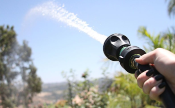 how to increase water pressure in your garden hose