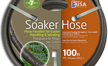 apex soaker hose review