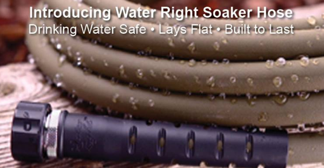 water right soaker hose