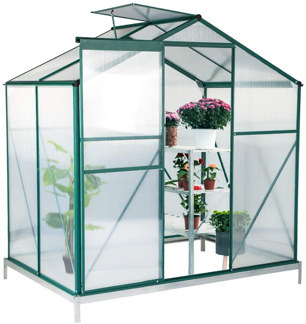 Erommy Walk-In Greenhouse Review