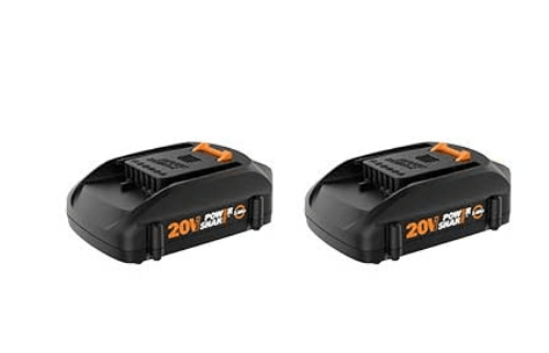 Two pieces 20V Max-lithium battery