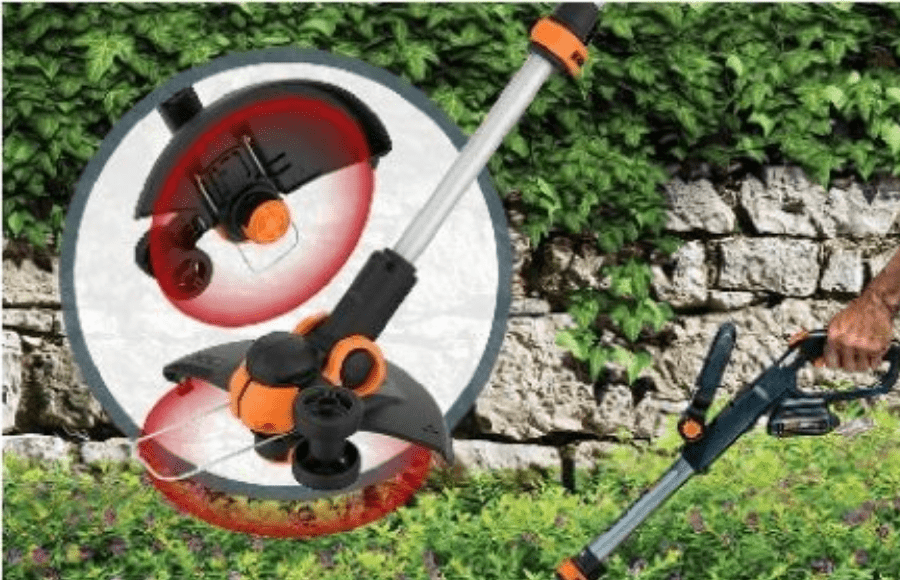 Worx WG163 trimmer and edger.