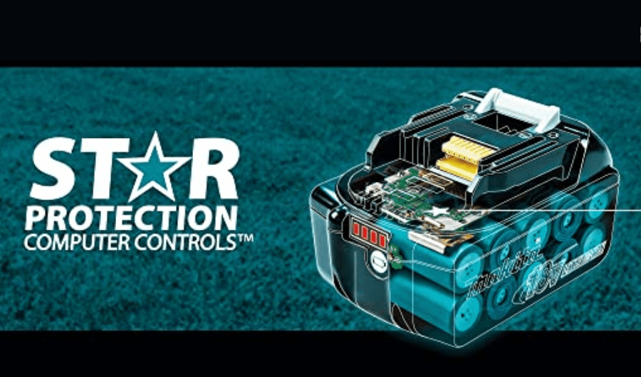 Makita Star protection Computer Control