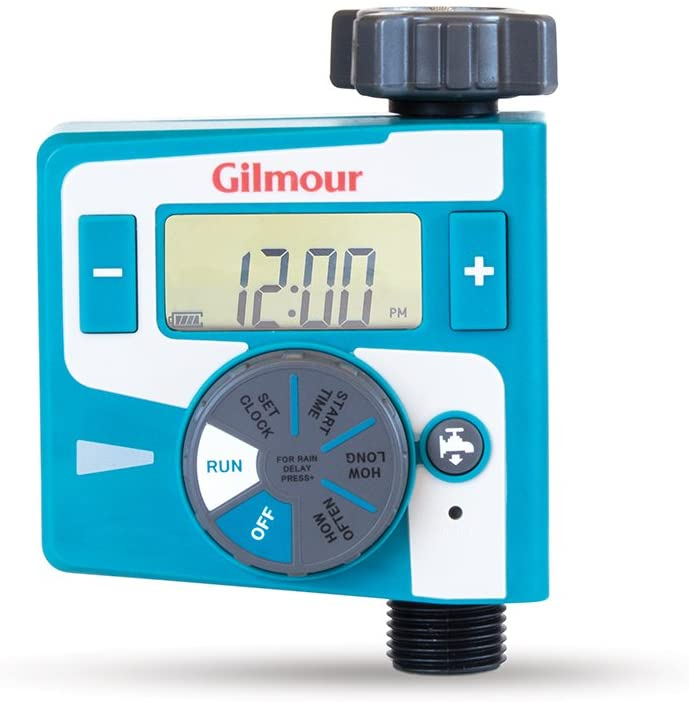 Gilmour Single Outlet Electronic Water Timer