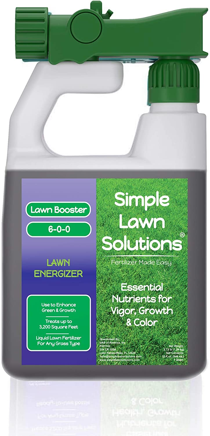 Commercial Grade Turf Spray Simple Lawn Solutions