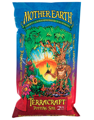 Mother Earth Terracraft Potting Soil Review